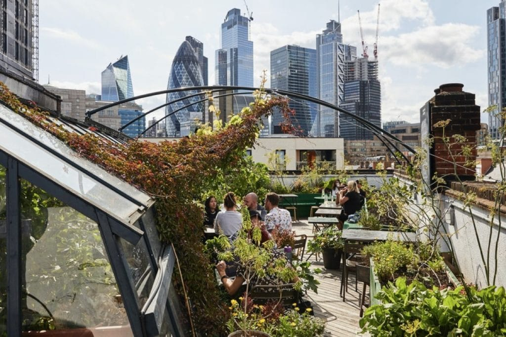 Best Rooftop Bars in Shoreditch