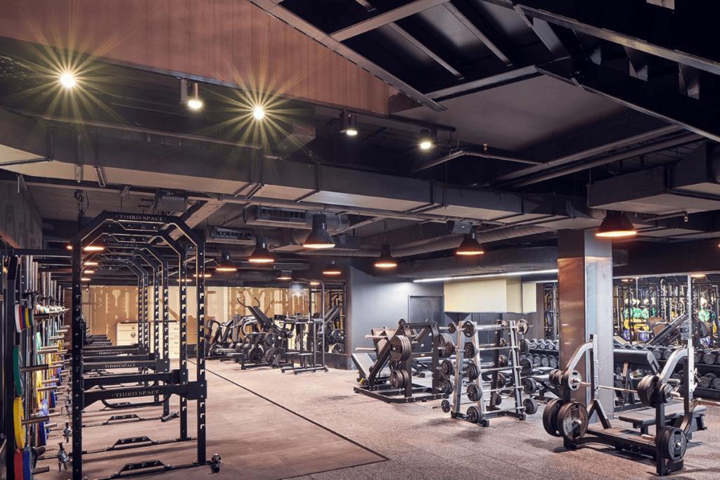 third space luxury gym