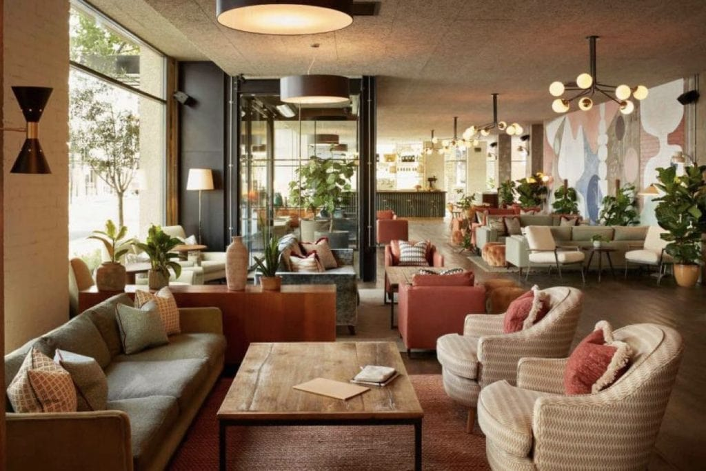 The Hoxton Hotel - book in an offsite for your remote team