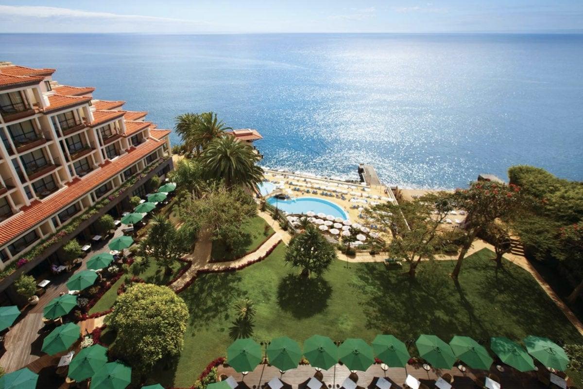 Hotel Cliff Bay - Madeira