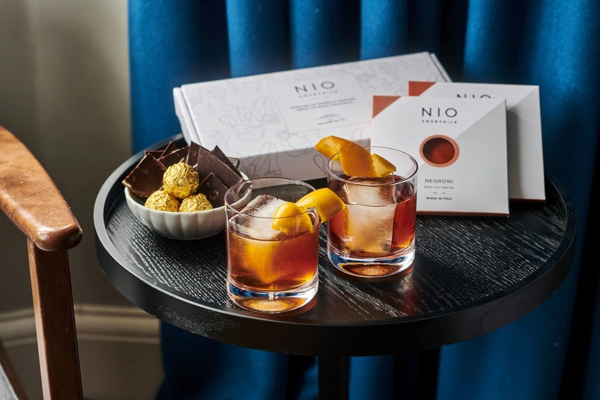Treat Yourself with these Winter Warmer Cocktails