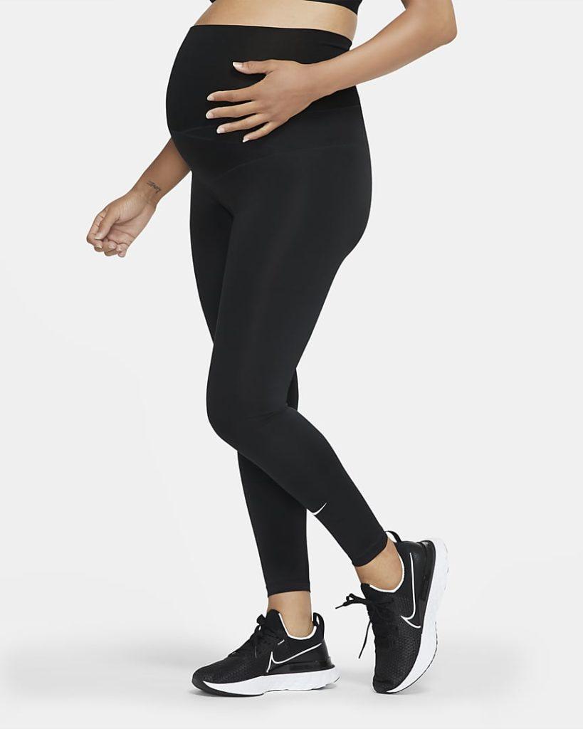 Nike one maternity leggings