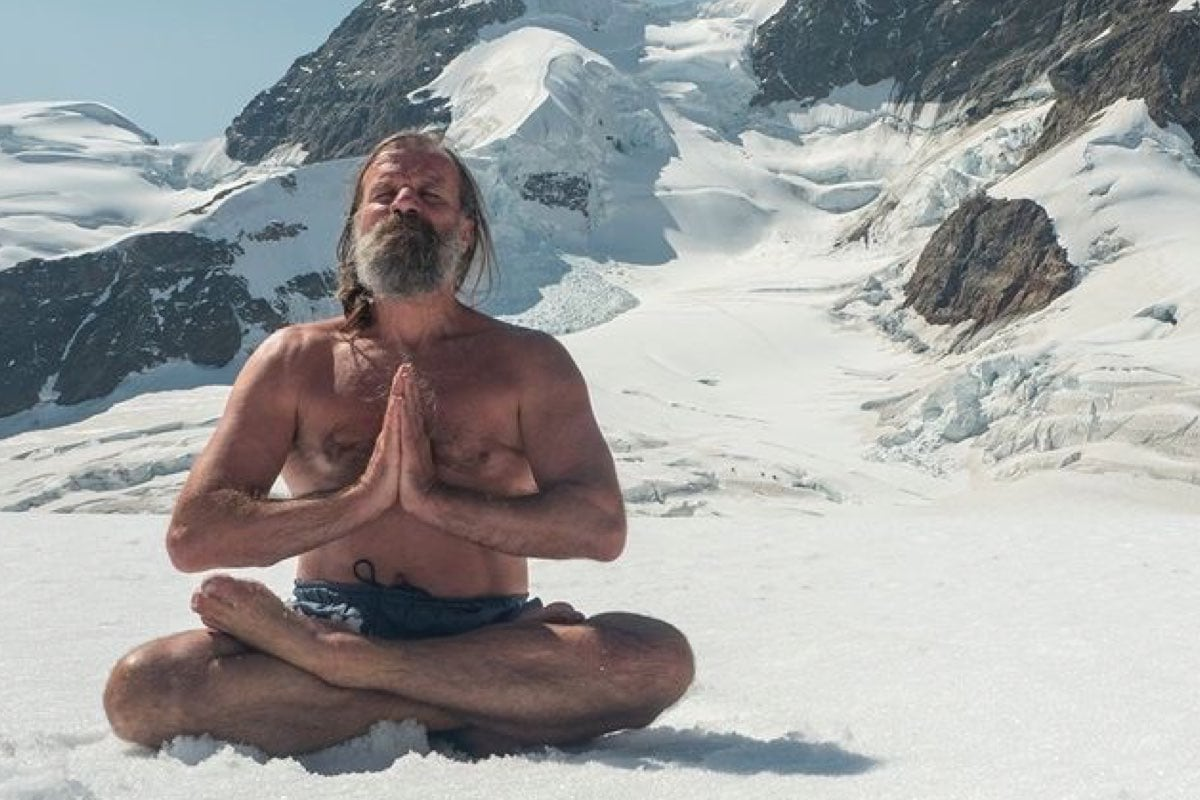 The Wim Hof Technique: Reminding You Of Your Inner Power