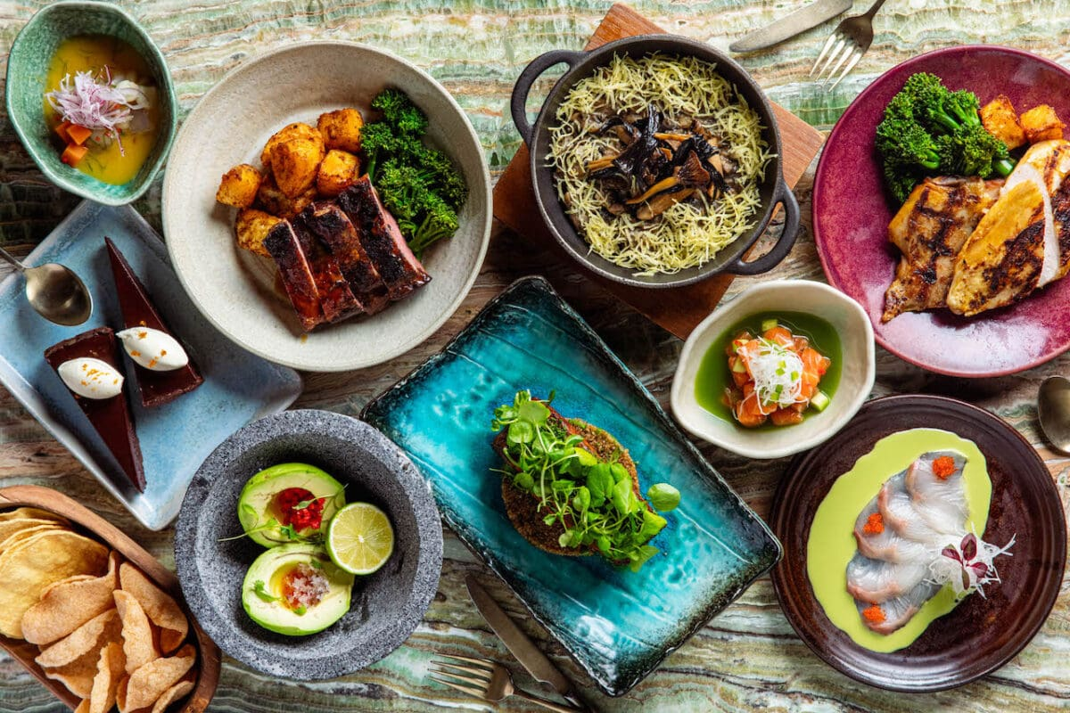 COYA at home - perfect for a lockdown birthday party