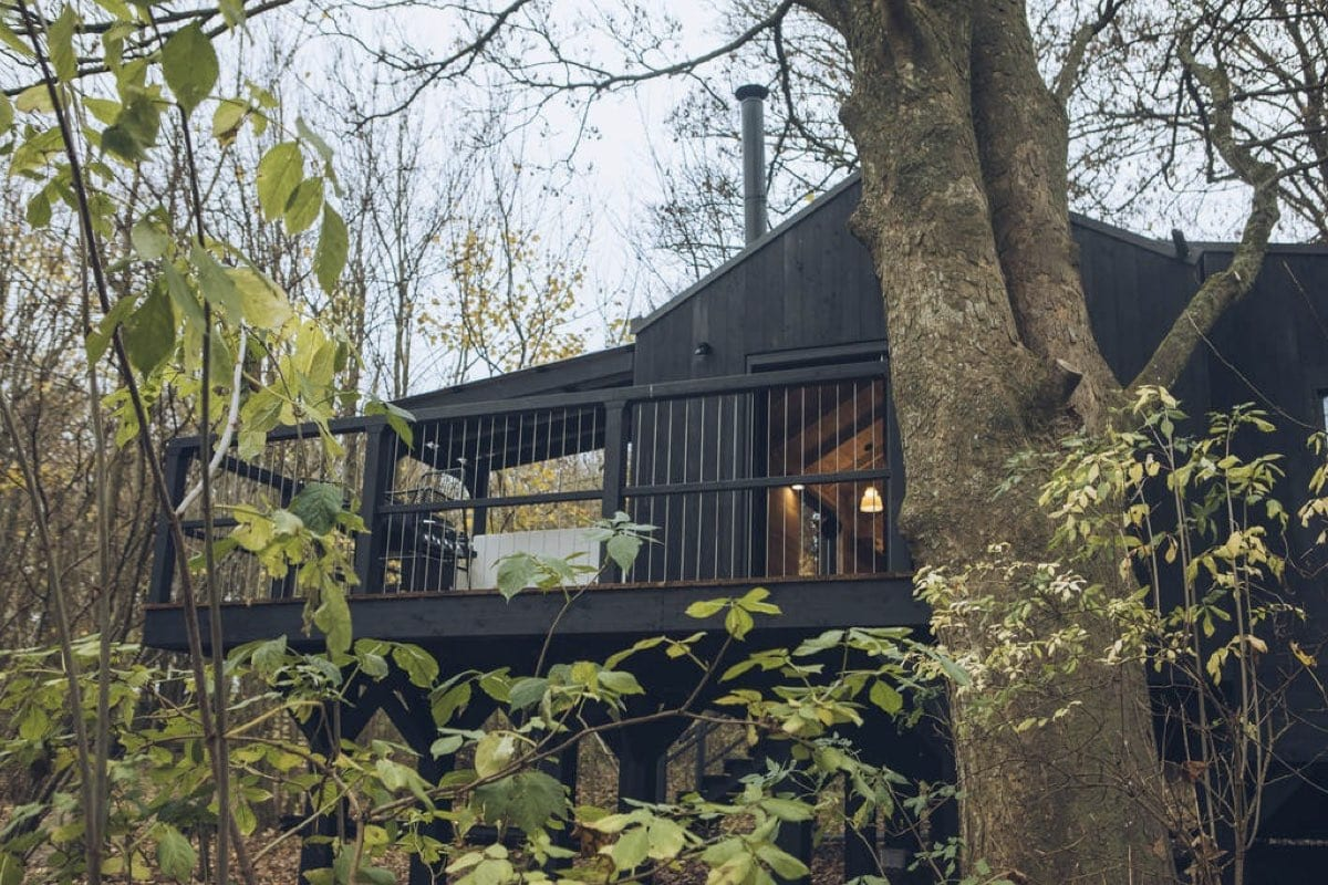 The Perigord Treehouse - best treehouse breaks