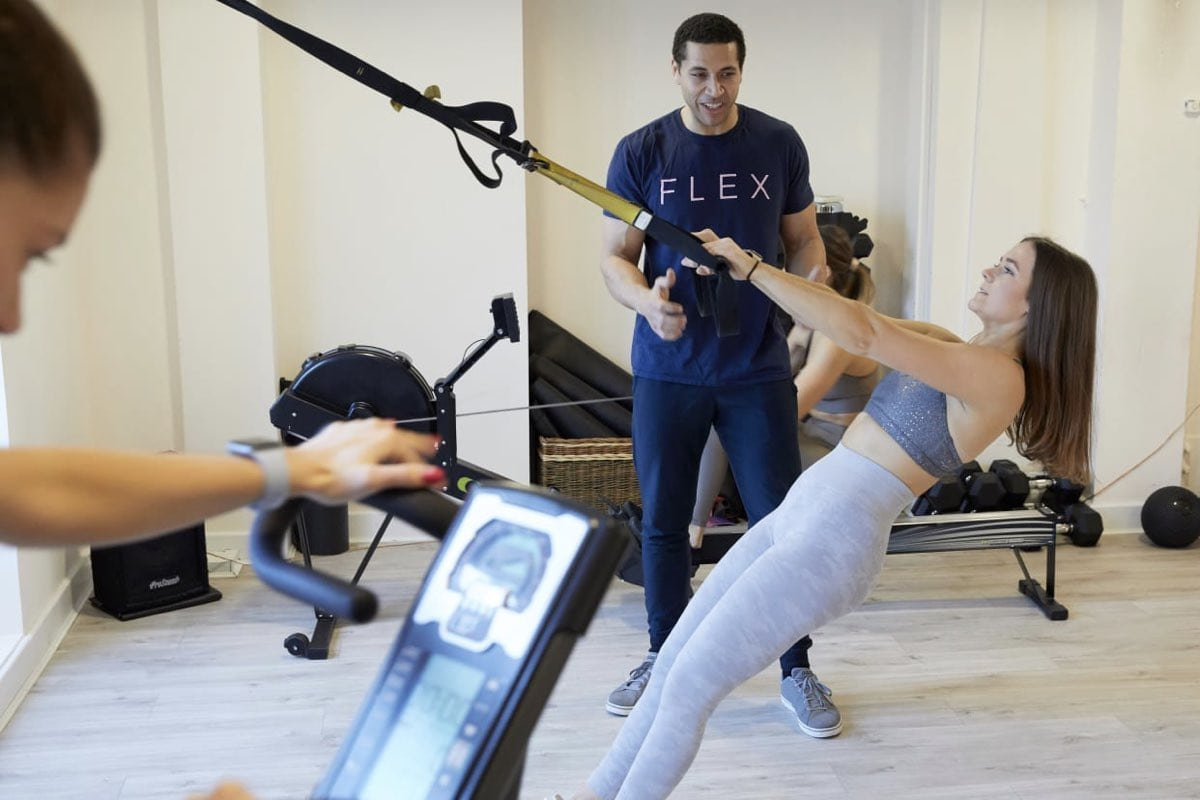 FLEX Chelsea - Gyms to open 12 April