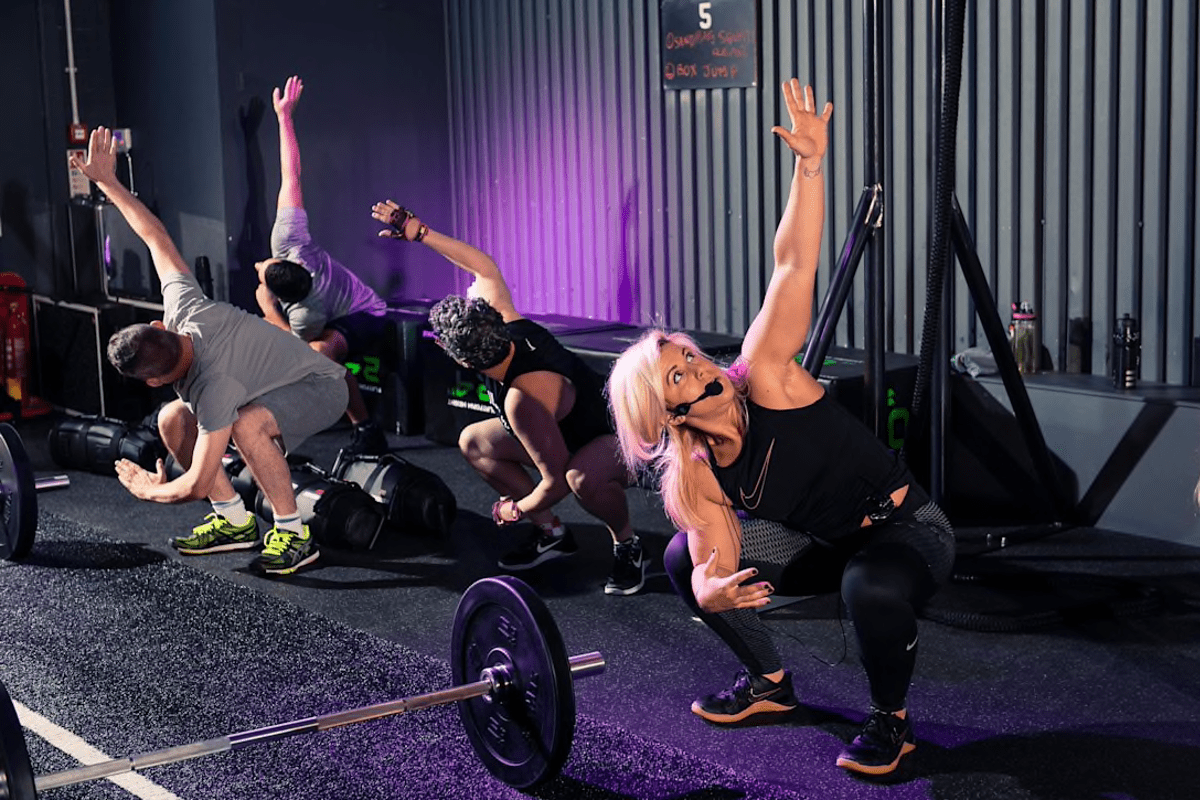 The Foundry Fitness