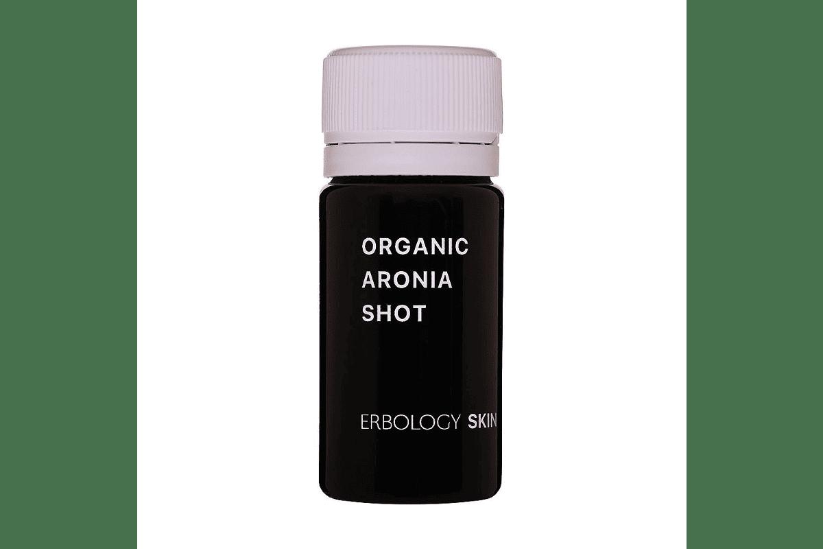 Organic Aronia juice shot