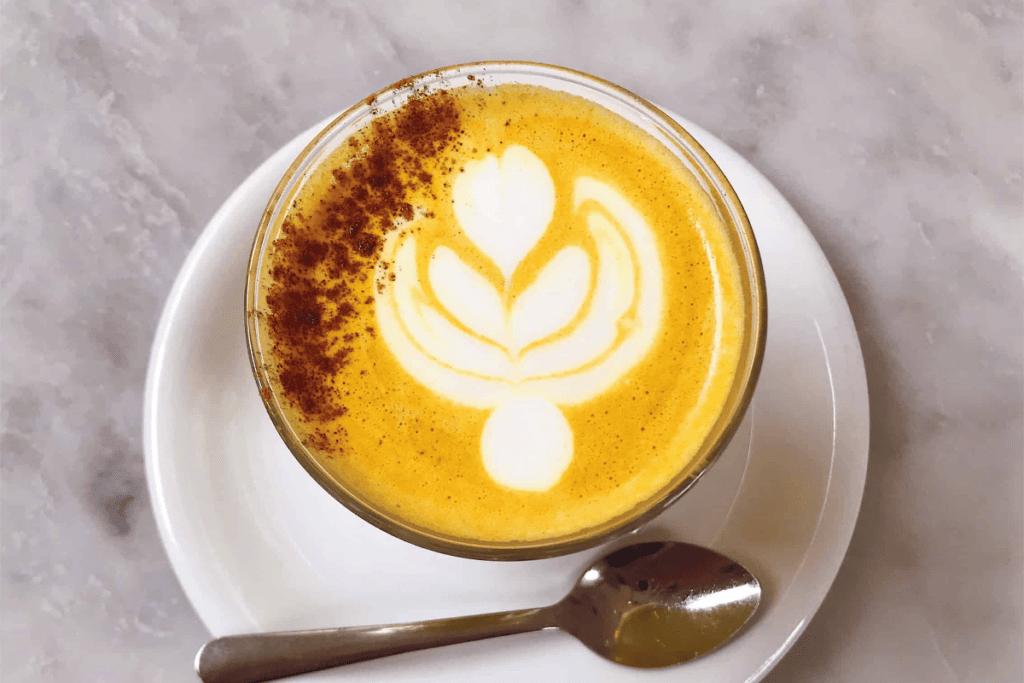 Turmeric Latte Natural Aphrodisiac