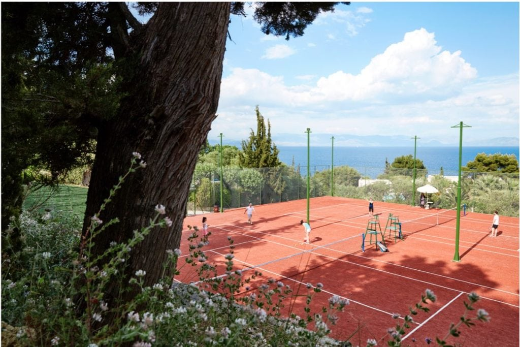 A Fitness Holiday At The New Tennis Academy In MarBella Corfu