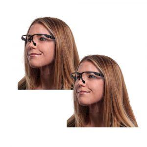 2x1 Caretas Panorámicas tipo Gafas