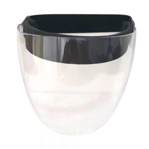 2x1 Caretas de Policarbonato 16 cm | Máscara o visor con protección UV