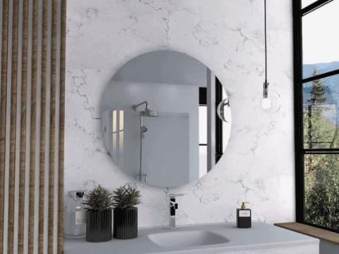 Espejo Onda de Luz