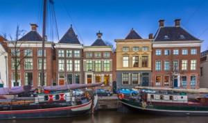 Kanäle von Groningen