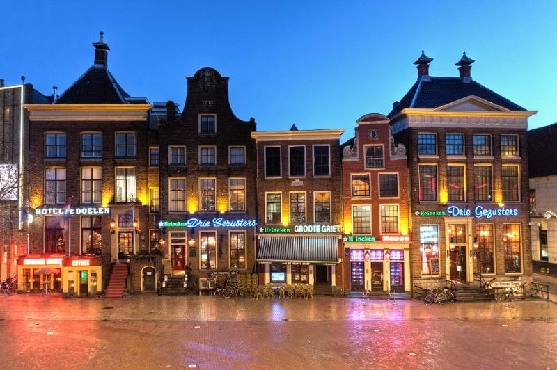 Bud Gett Hostels Groningen City Centre Grote Markt