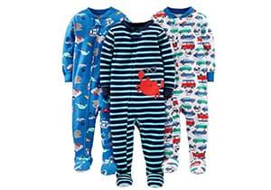 Boys 3-Pack Pajamas