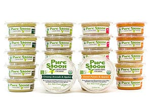 Pure Spoon Garden Fresh Organic Baby Food