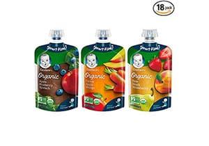 Gerber Organic Food