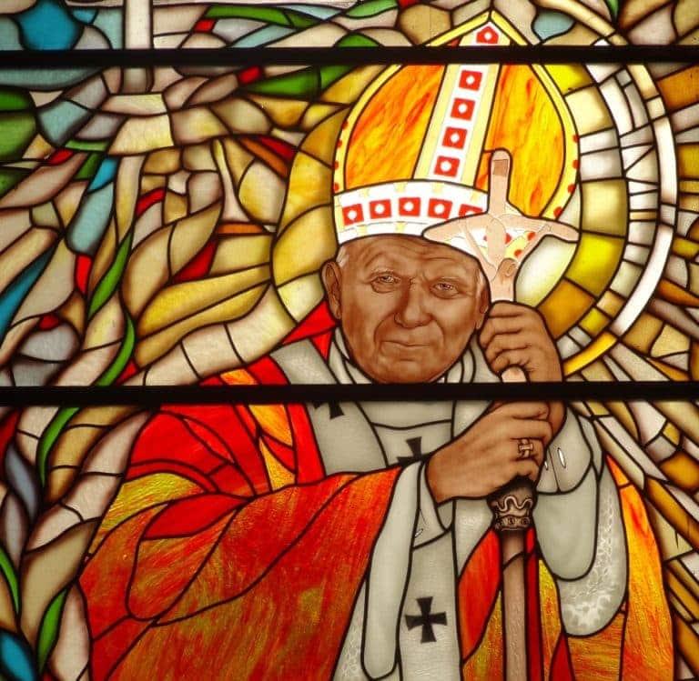 Celebrating a life of faith: Pope John Paul II