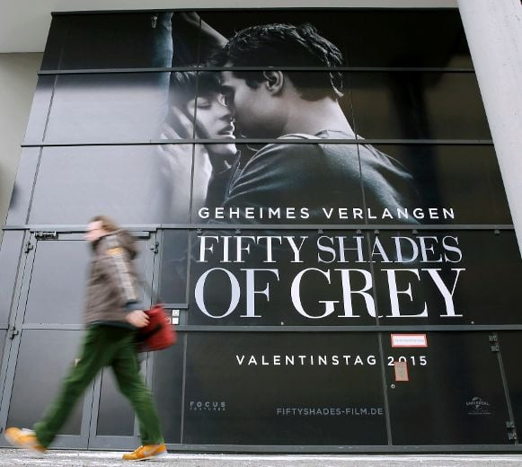 Fifty shades of shame