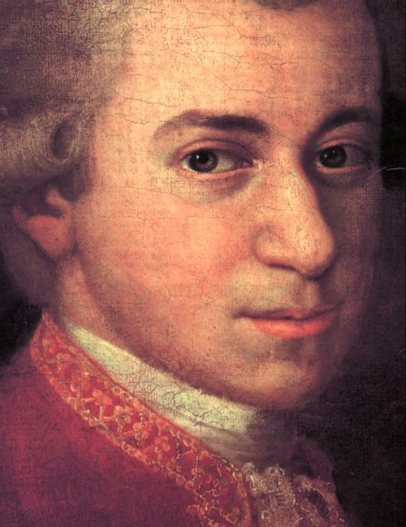Mozart and mercy