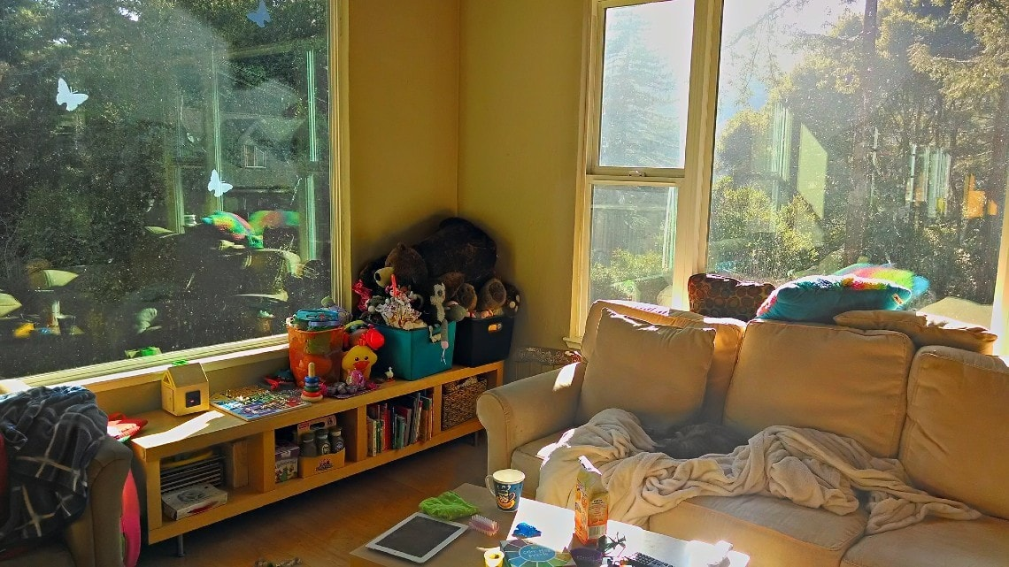 The Spiritual Discipline of a Messy House