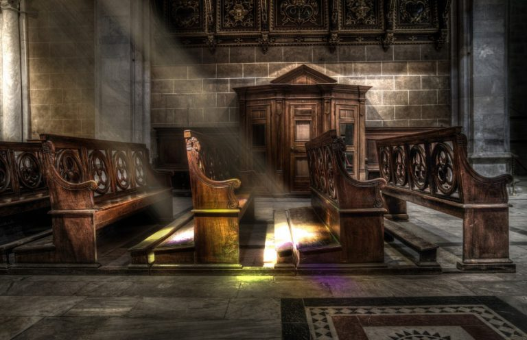 In Praise of Dying Churches