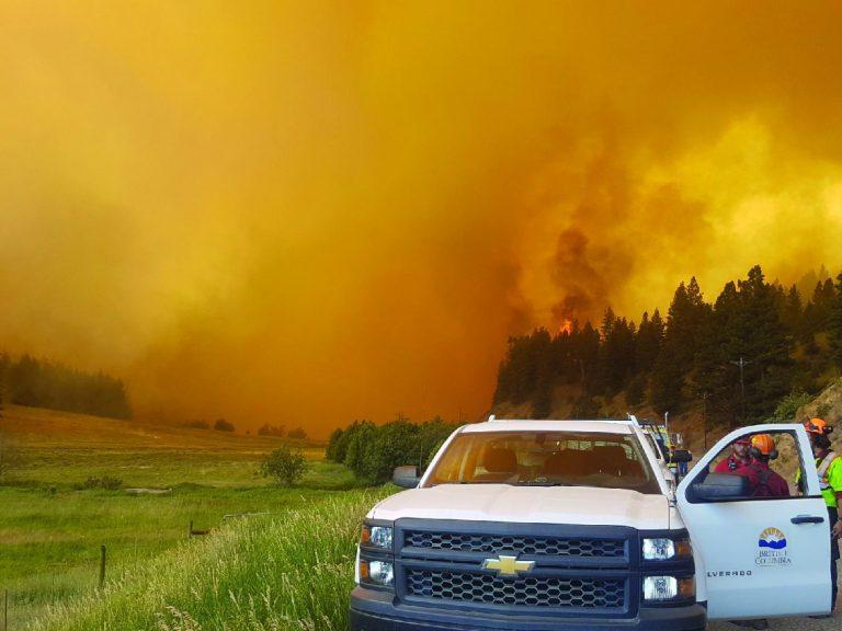 Pastors unite to serve community as wildfires burn across B.C.