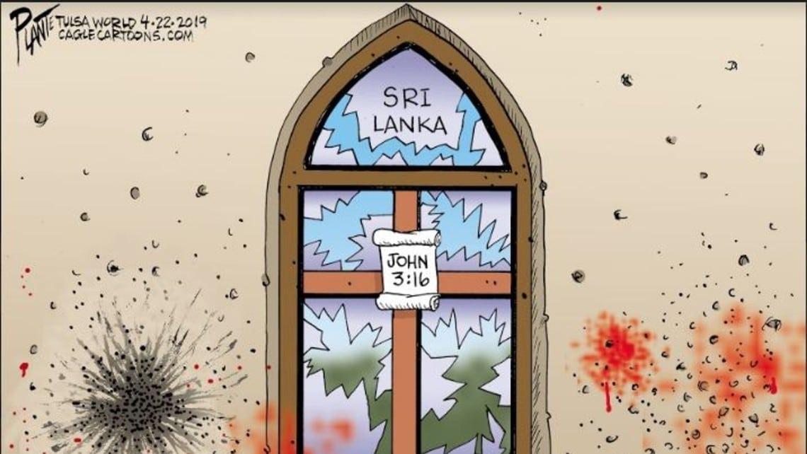 Christian Forgiveness as Sri Lanka laments