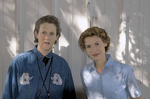 Temple Grandin: Autism and livestock in one sentence?
