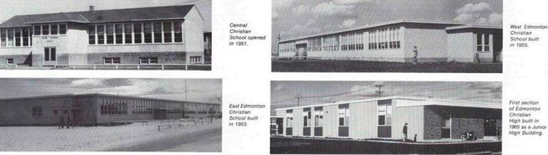 The genesis of public Christian schooling in Edmonton