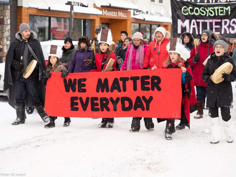 'It's Not About a Pipeline'