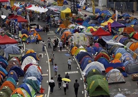 China: Whither the Umbrella Revolution?