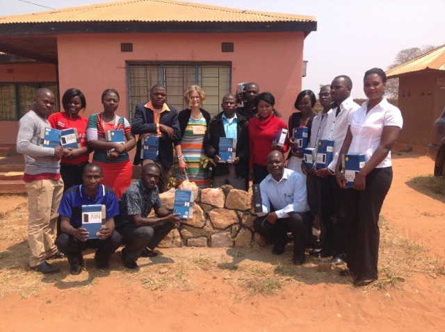 From shards to artwork – teaching for transformation in Zambia
