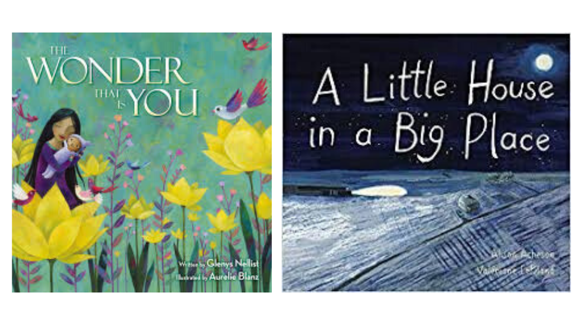 Lovely New Picture Books