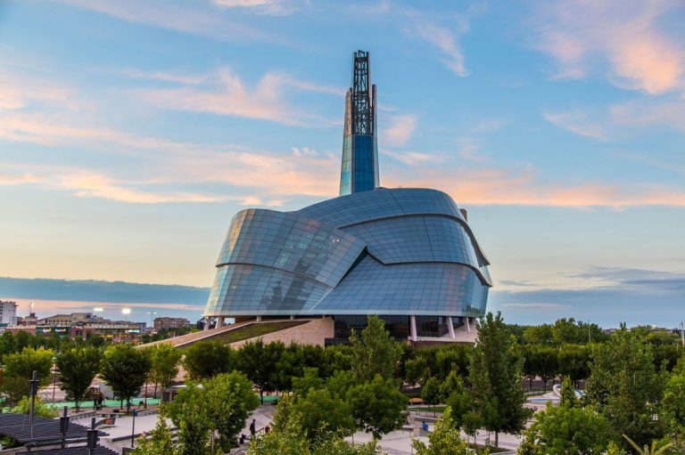 Opening of Human Rights Museum offers chance to focus on religion's role