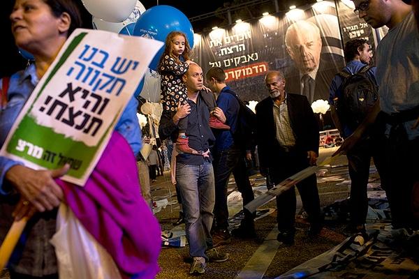 Israel/Palestine peace:  Any hope?