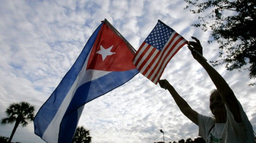 Obama pledges to normalize diplomatic relations with Cuba
