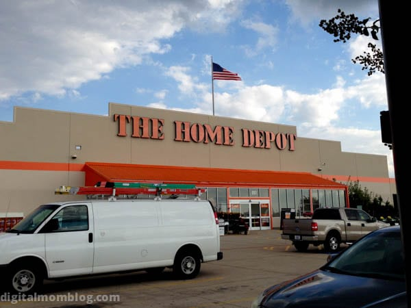 home depot wink products