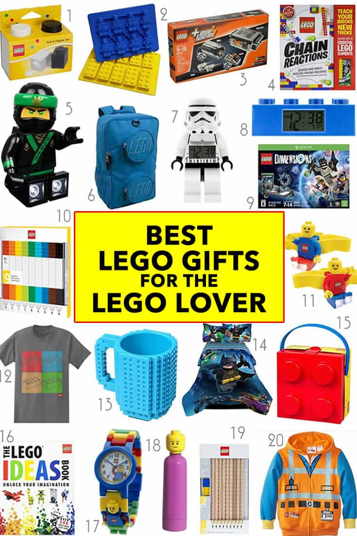Best Lego gifts