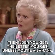 Betty White Birthday Funny