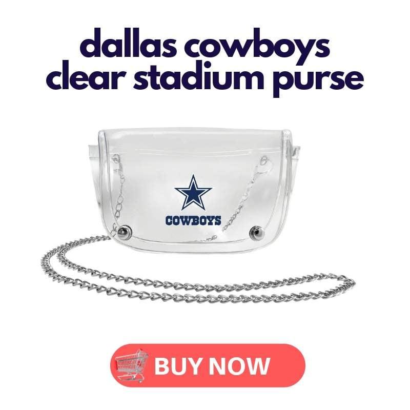 dallas cowboys purse