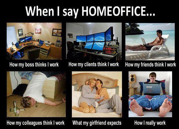 whats a homeoffice