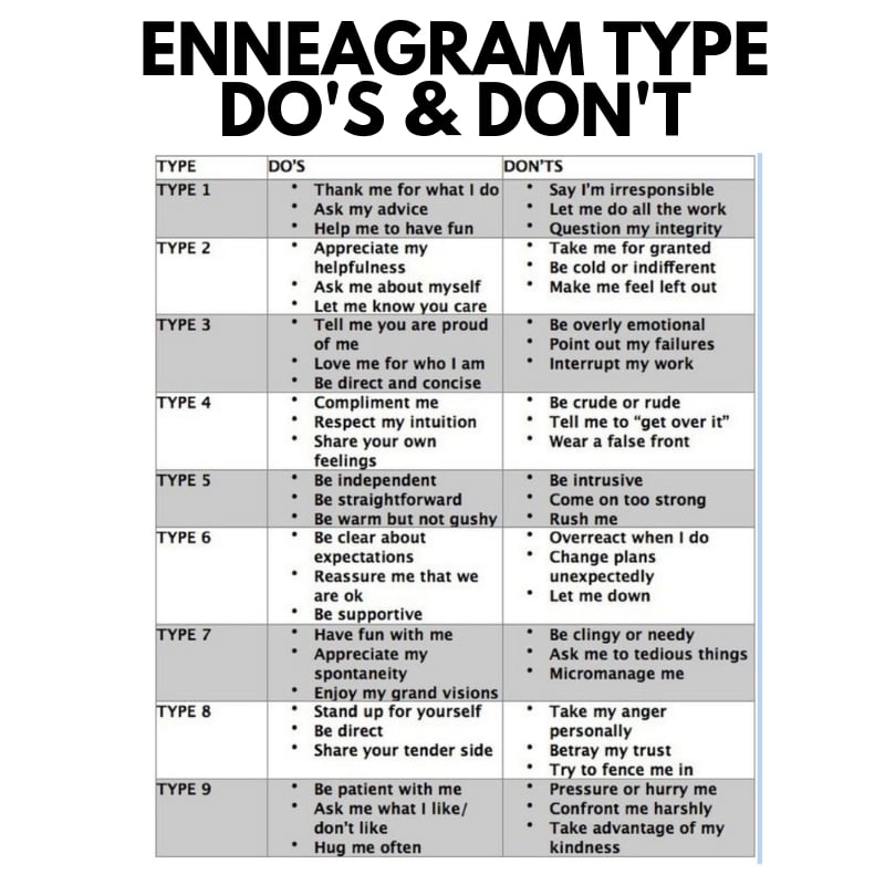 enneagram-do-dont