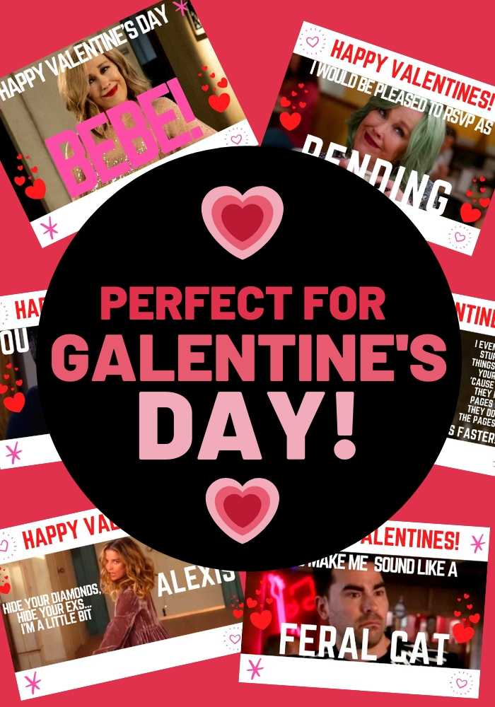 galentines day cards schitts creek