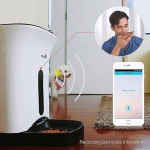 SmartFeeder-WOpet Automatic Pet Feeder Review
