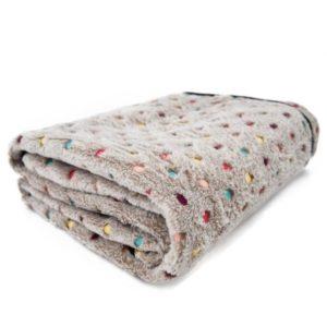 PAWZ Road Pet Dog Blanket (Fleece)