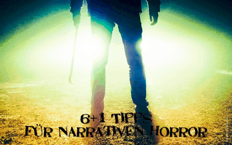 6+1 Tipps für narrativen Horror coverimage