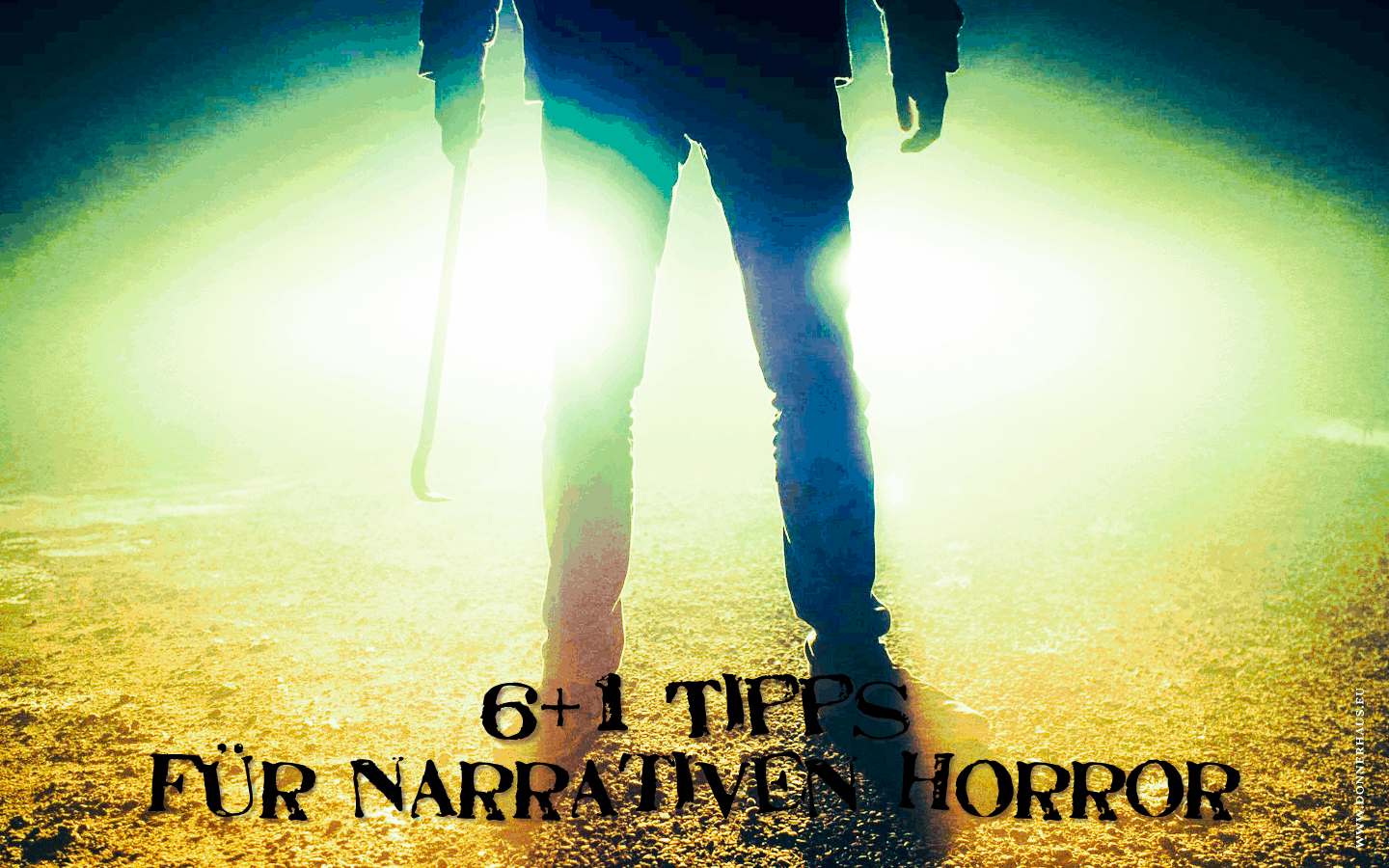 6+1 Tipps für narrativen Horror coverimage