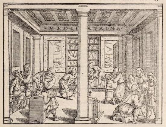 Seuchen im Mittelalter: Grundlagen – Geschichtskrümel 44
